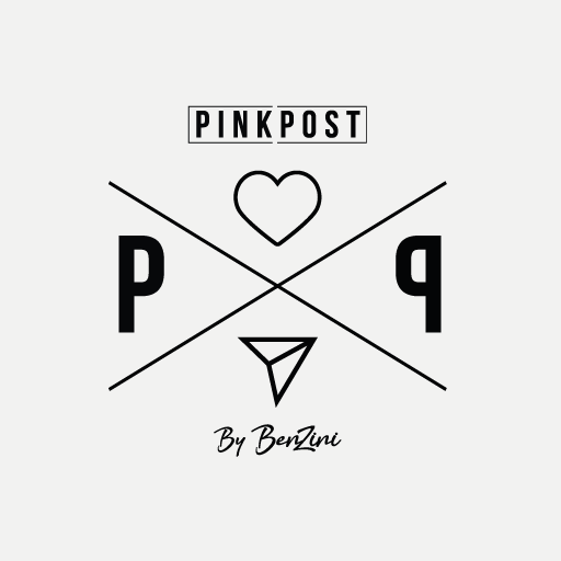 PINK POST by Ben Zini